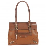 Sac DAVID JONES Marron