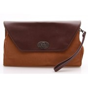 Pochette DAVID JONES Cognac